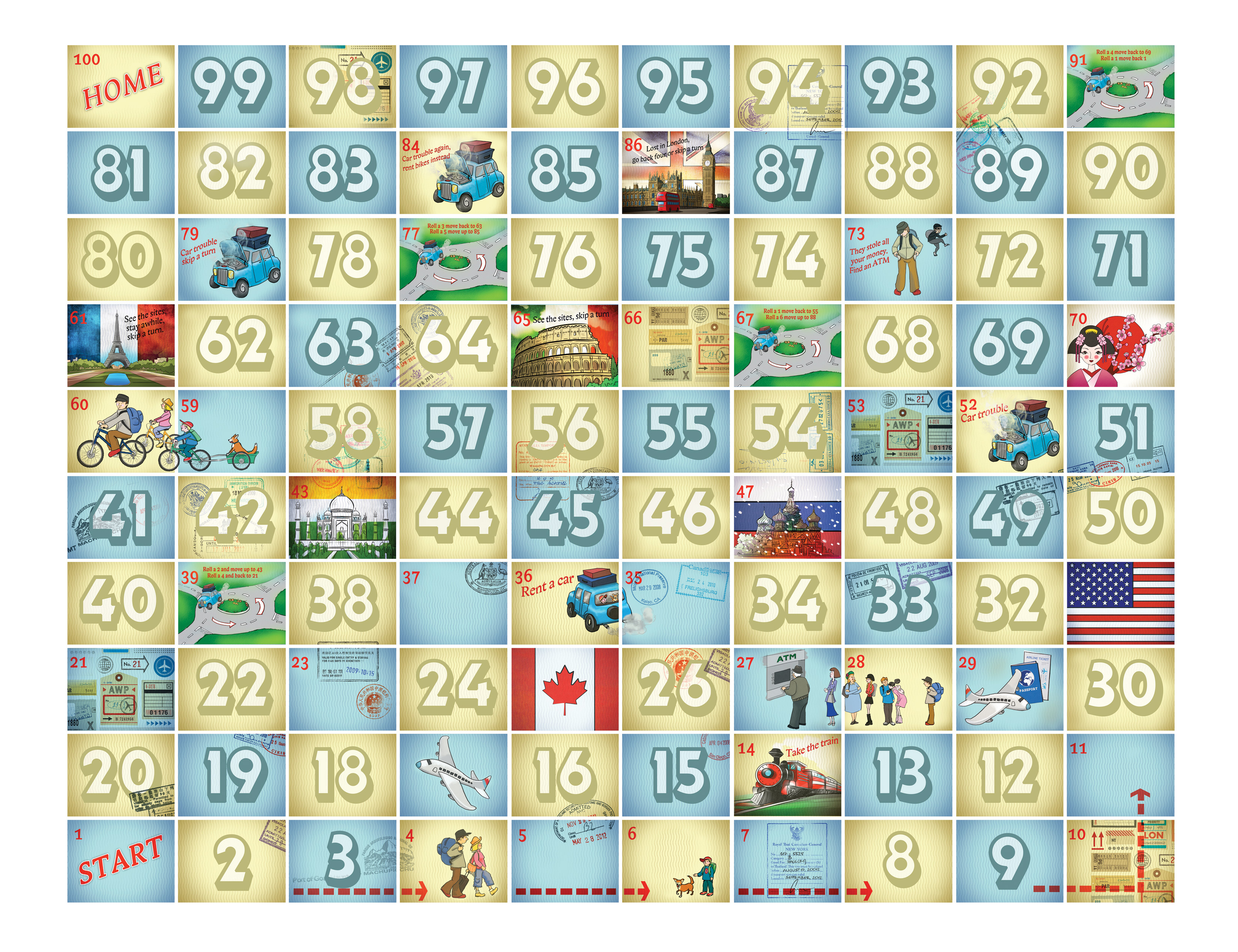 ... Pictures Board For Snakes And Ladders Chutes And Ladders Or