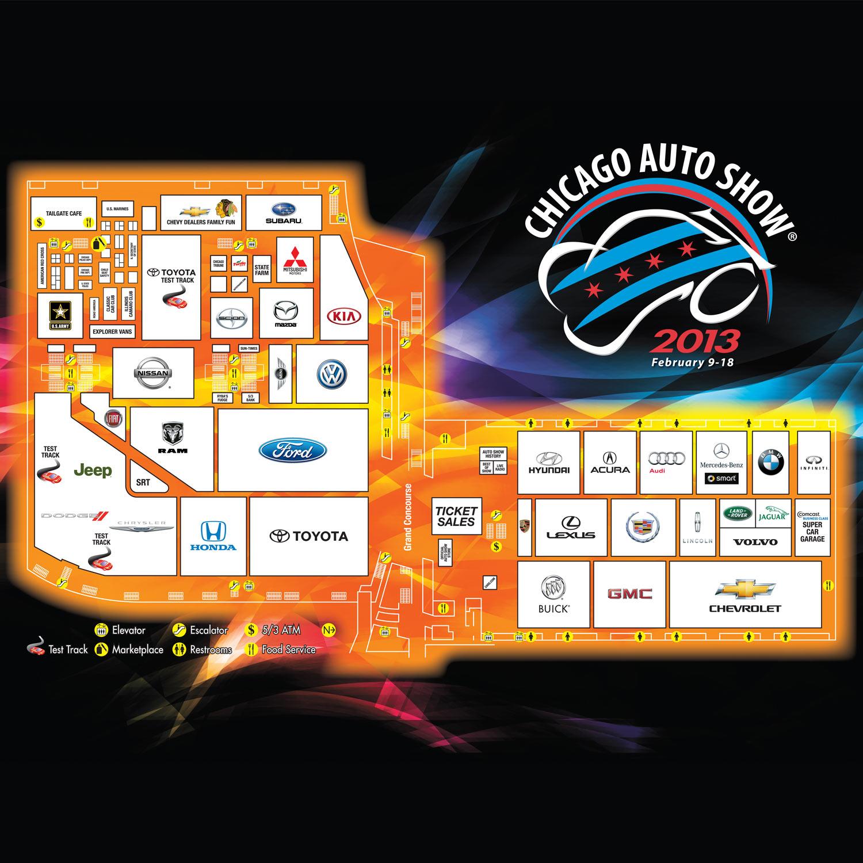 Chevy Corvette Stingray big draw at Chicago Auto Show