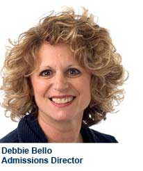 Debbie Bello - Admissions Director - Orleans Technical School
