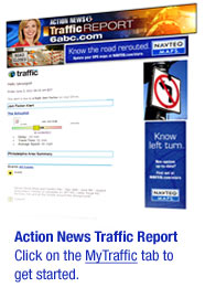 Action News Traffic Report