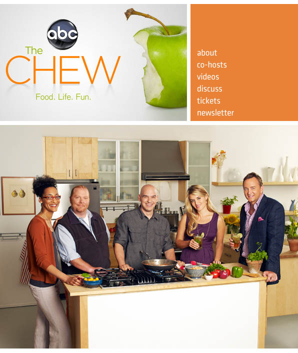 The Chew Weekdays on ABC