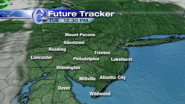 Future Tracker Radar + 18 hrs
