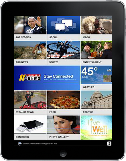 ABC11 Raleigh - Durham App for iPhone, iPod Touch -- Download for free