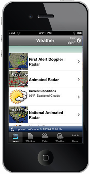 ABC11 Raleigh - Durham - Fayetteville App for iPhone, iPod Touch -- Download for free