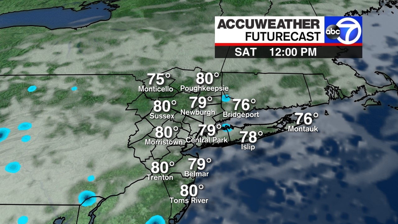 New York Weather Radar Accutrack Abc7ny Com