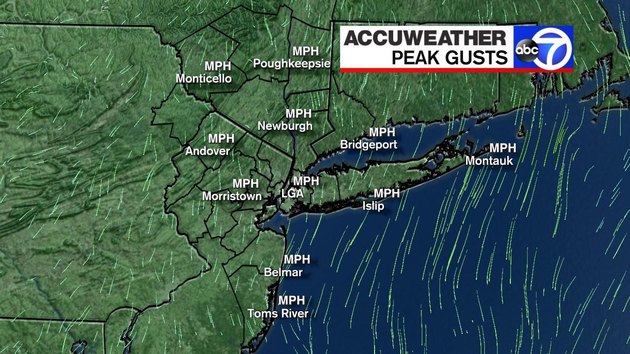 Accutrack Radar | New York Weather News | abc7ny com