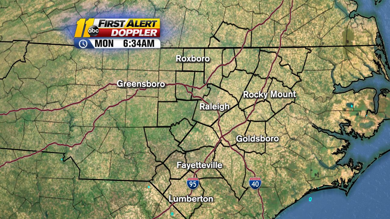 First Alert Doppler - Central NC